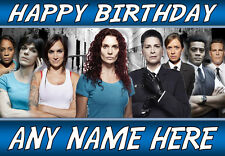 WENTWORTH PRISON 2 NEW Personalised Birthday Card  ANY NAME / AGE / A5 SIZE!