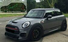 Mini Black out De-chrome beltline tape all models. Cooper, JCW, GP