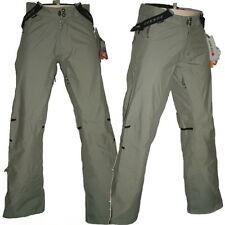 SOS Ws EV 3L Skihose Snowboardhose Pant Recco grün Gr.38 NEU