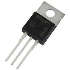 IPP60R600P6 Infineon MOSFET CoolMOS™ 600V 7,3A 63W 0,6R 6R600P6 856264