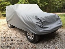 NEW VORTEX TRUE 4 LAYER ALL WEATHER XXL EXTRA EXTRA LARGE SUV COVER