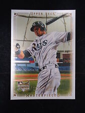 Evan Longoria 2008 Upper Deck Masterpieces Rookie Card #7 *RAYS*
