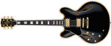 NEW ESP EDWARDS E-SA-180LTC Left-handed lefty Electric Guitar BLK Black