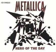 Metallica Hero Of The Day + live Medley in Tray