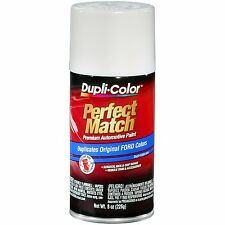 Duplicolor BFM0335  For Ford Codes WB, WT, WP, YA White Aerosol Spray Paint