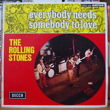 THE ROLLING STONES EVERYBODY NEEDS SOMEBODY TO LOVE FRENCH SP DECCA ANTAR 1971