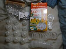 """Kitchen & cleaning gear plus 10"""" fishbowl (grater, latex gloves, eggies, + more)"""