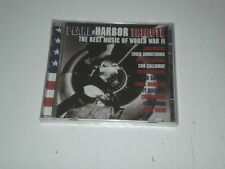 PEARL HARBOR TRIBUTE - THE BEST MUSIC OF WORLD WAR II - RARE 2 CD BMG 2001 NEW!