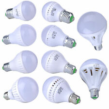 4X LED Light Bulbs E26 110V 9W = 75W Incandescent Warm White Home Shop Store New