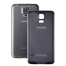 Original Battery Door Cover Samsung Galaxy S5 i9600 G900P G900T G900V Black