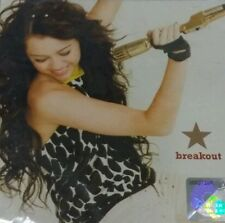 Miley Cyrus - Breakout (Malaysia edition) Brand New