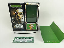 "replacement Vintage star wars 12""  c3po c-3po  box + inserts fantastic quality"