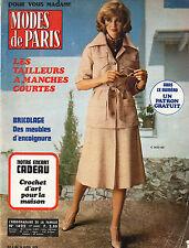 modes de PARIS n°1422 pierre gaxotte 1976