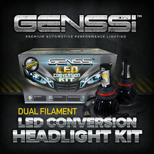 GENSSI™ LED Conversion Kit Headlight Headlamp HID Upgrade 5000K 5K 9004 HB1