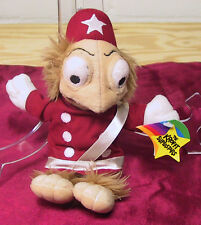 CLING BEAN BAG PLUSH FROM HR PUFNSTUF PUFF N STUFF TV SHOW SID AND MARTY KROFFT
