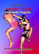 MUAY THAI: ULTIMATE FIGHTS, Good DVD, VARIOUS,