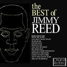 The Best of Jimmy Reed [Vee-Jay] by Jimmy Reed (CD, Feb-2013, Hallmark)