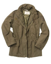 Austrian Army Goretex  Jacket Waterproof olive Green M65 bushcraft large to med