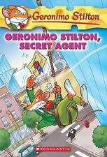 Geronimo Stilton: Secret Agent 34 by Geronimo Stilton (2008, Paperback)