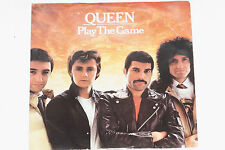 "QUEEN -Play The Game / A Human Body- 7"" 45 EMI Electrola (1C 006-63 890)"