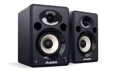 SEHR GUT: Alesis Elevate 5 Platzsparende flexible aktiv Monitor Lautsprecher