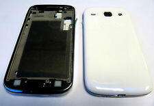Samsung Galaxy S3 Core i8262 Fascia Housing Back Door Battery Cover White UK