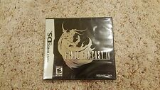 Final Fantasy IV (Nintendo DS, 2008) *SEALED*