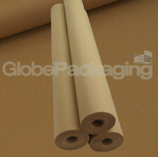 750 mm X 10m Forte Marrone Kraft Carta da pacco 88gsm