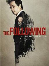 The Following TV Series ~ Complete Season 1-3 (1 2 3) BRAND NEW 12-DISC DVD SET