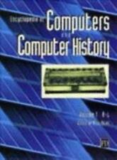 Encyclopedia of Computers and Computer History-ExLibrary