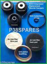 P38a RANGE ROVER EAS Compressor Rubber Anti Vibration Mountings & Piston Ring
