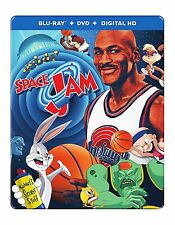 PRE ORDER: SPACE JAM (STEELBOOK)   Blu Ray - Sealed Region free for UK