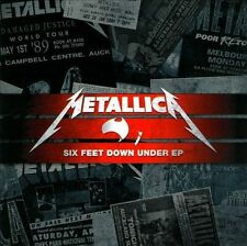 Six Feet Down Under EP - Metallica - CD - Brand New