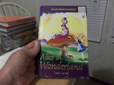 ALICE IN WONDERLAND (ILLUSTRATED CLASSIC)