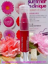 [CLINIQUE] Chubby Stick Moisturizing Lip Colour Balm #05 Chunky Cherry (1.2g)