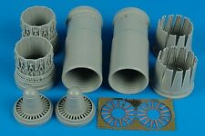 Aires 1/32 Eurofighter EF-2000 Typhoon Early Exhaust Nozzles for Trumpeter 2119