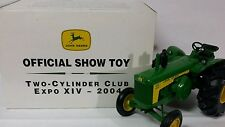 Ertl John Deere 830 Rice Special 1/16 diecast farm tractor replica collectible