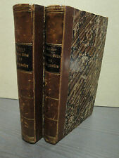 Die Thaten und Sitten der Eidgenossen 1842 Band 1 + 3