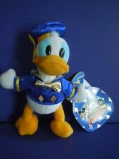 RARE ! DONALD DUCK PLUSH 20TH ANNIVERSARY JAPANESE RELEASE FROM TOKYO DISNEYLAND