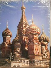 "VINTAGE SPRINGBOK ""ST BASIL'S CATHEDRAL"" JIGSAW PUZZLE"