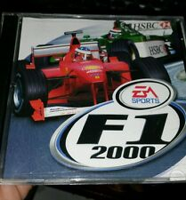 F1 2000 PC GAME- FREE POST