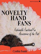 Novelty Hand Fans Book