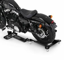 Motorcycle Dolly Mover ConStands M2 black Motorbike Trolley Skate Parking Aid