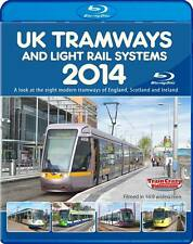 UK Tramways and Light Rail Systems 2014  *Blu-ray