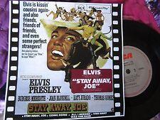 """EP ELVIS PRESLEY """"STAY AWAY JOE""""  Australia"""