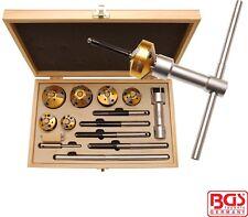 Las HERRAMIENTAS BGS 14 Piezas De Asiento de válvula de molienda Cutter Set 68346