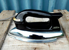 Gorgeous Vintage Retro Sunbeam Electric Clothes Clothing Iron Made in Britain