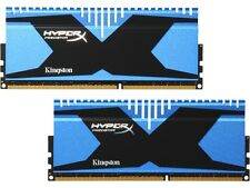 8 go (2x4GB) Kingston HyperX Predator ram DDR3 1866 mhz KHX18C10T2K2/8 240-Pin