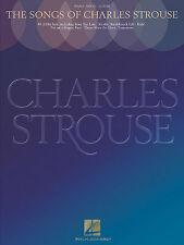 The Songs of Charles Strouse Learn to Play Piano Vocal & Guitar Music Book