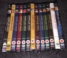 Murder She Wrote DVD Boxsets The Complete Collection Seasons 1-12 & 4 Movies NEW
